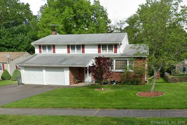 261 Newton Street, Berlin, CT 06037 (MLS #170268799) :: The Higgins Group - The CT Home Finder