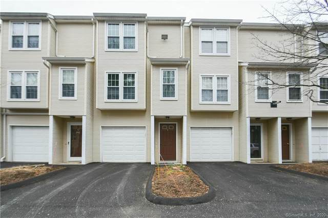 380 Hitchcock Road #51, Waterbury, CT 06705 (MLS #170268866) :: The Higgins Group - The CT Home Finder