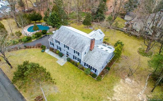 12 Falmouth Road, Stamford, CT 06903 (MLS #170268968) :: The Higgins Group - The CT Home Finder