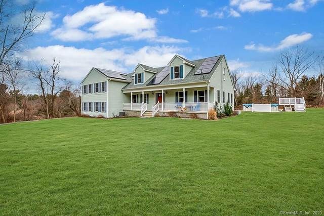 240 1/2 Jobs Hill Road, Ellington, CT 06029 (MLS #170269001) :: NRG Real Estate Services, Inc.
