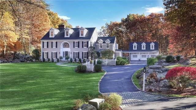 76 Whipstick Road, Ridgefield, CT 06877 (MLS #170269027) :: The Higgins Group - The CT Home Finder