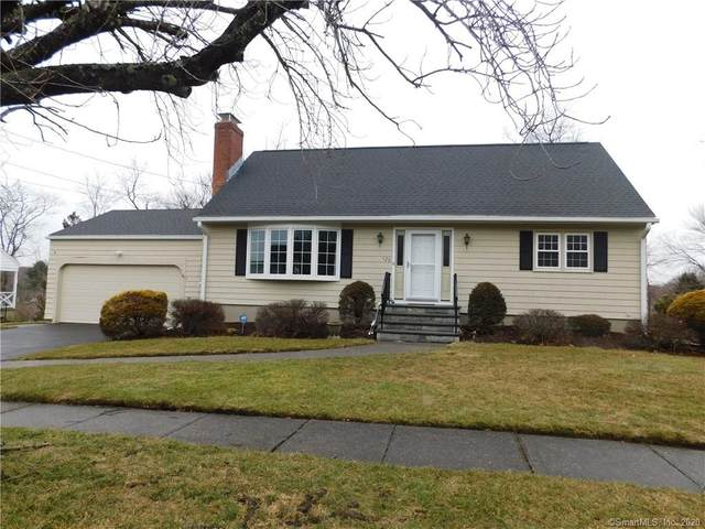 120 Blueberry Lane, Stratford, CT 06614 (MLS #170269131) :: The Higgins Group - The CT Home Finder