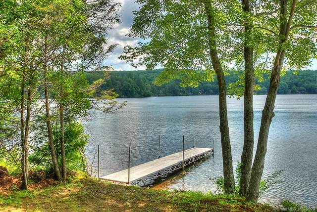154 W Shore Road, Ellington, CT 06029 (MLS #170269194) :: The Higgins Group - The CT Home Finder