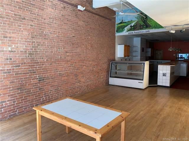 83 Washington Street 1E, Norwalk, CT 06854 (MLS #170269359) :: The Higgins Group - The CT Home Finder