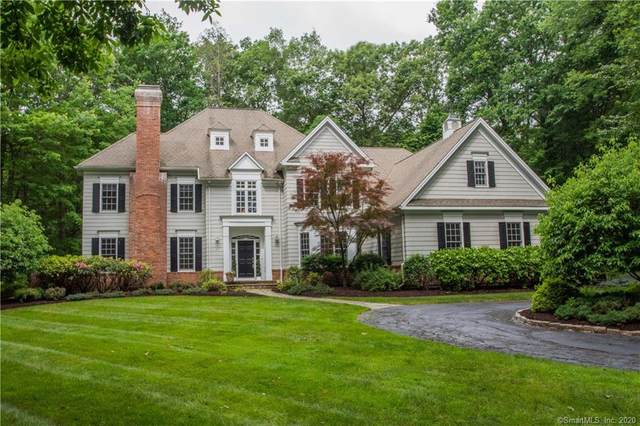 30 Spruce Lane, Simsbury, CT 06089 (MLS #170269408) :: The Higgins Group - The CT Home Finder
