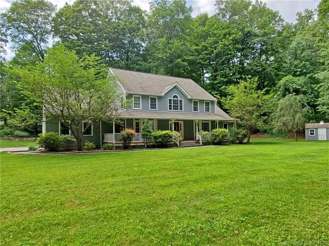 26 Linden Road, Ridgefield, CT 06877 (MLS #170269545) :: The Higgins Group - The CT Home Finder