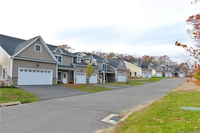 36 Brookview Circle #34, Bristol, CT 06010 (MLS #170269602) :: Spectrum Real Estate Consultants
