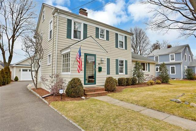 23 Ludlowe Road, Fairfield, CT 06824 (MLS #170269671) :: The Higgins Group - The CT Home Finder