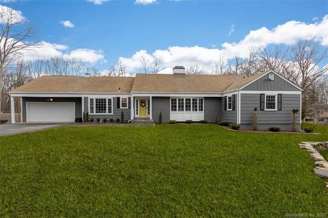 115 Foxwood Road, Stamford, CT 06903 (MLS #170269897) :: The Higgins Group - The CT Home Finder