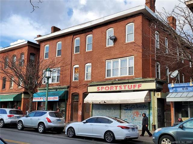 2 Bldgs Park Street, Hartford, CT 06106 (MLS #170269919) :: Michael & Associates Premium Properties | MAPP TEAM