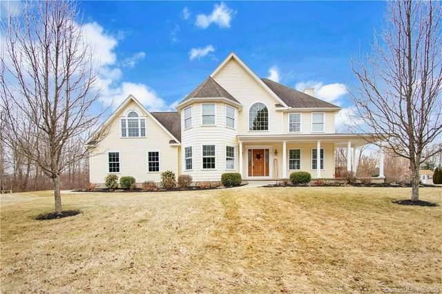 13 Wisteria Lane, Suffield, CT 06078 (MLS #170270137) :: NRG Real Estate Services, Inc.