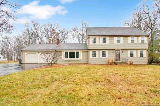 5 Wells Road, Ellington, CT 06029 (MLS #170270195) :: NRG Real Estate Services, Inc.
