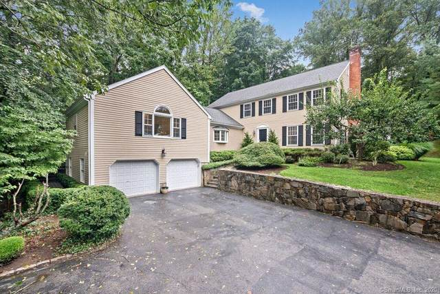 252 Old Norwalk Road, New Canaan, CT 06840 (MLS #170270207) :: Mark Boyland Real Estate Team