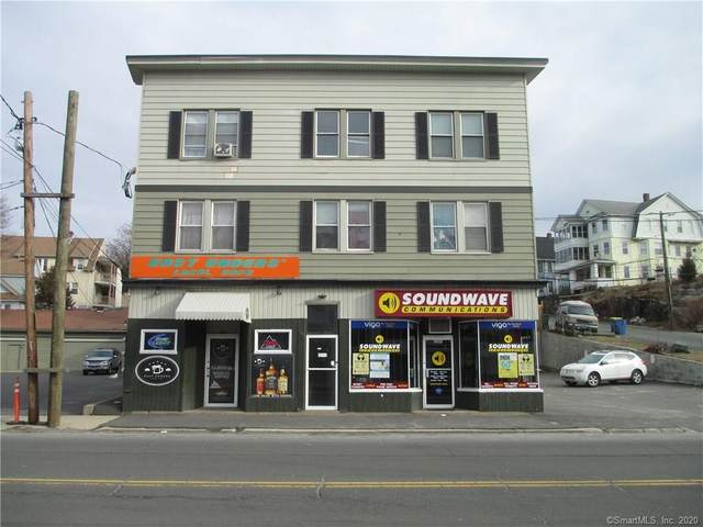 1719 E Main Street, Waterbury, CT 06705 (MLS #170270390) :: The Higgins Group - The CT Home Finder