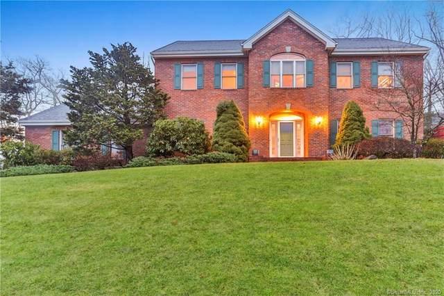 11 Hidden Brook Road, Hamden, CT 06518 (MLS #170270499) :: The Higgins Group - The CT Home Finder