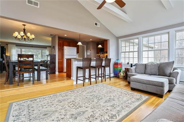 8 Fieldcrest Drive, Ridgefield, CT 06877 (MLS #170270505) :: The Higgins Group - The CT Home Finder