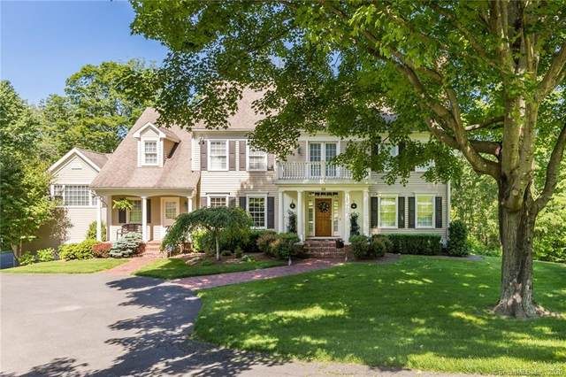 69 S Salem Road, Ridgefield, CT 06877 (MLS #170270582) :: The Higgins Group - The CT Home Finder