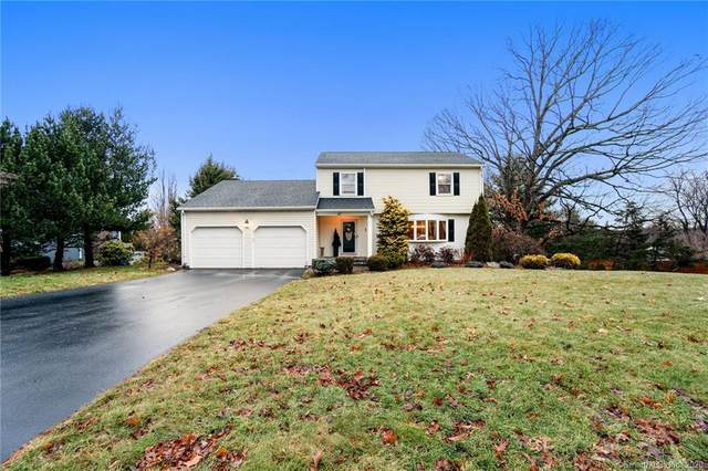 47 Garden Grove Road, Manchester, CT 06040 (MLS #170270611) :: The Higgins Group - The CT Home Finder