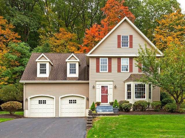 12 Winchester Way, Cromwell, CT 06416 (MLS #170270624) :: Carbutti & Co Realtors