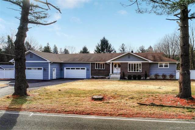 226 Mohegan Road, Shelton, CT 06484 (MLS #170270683) :: Spectrum Real Estate Consultants
