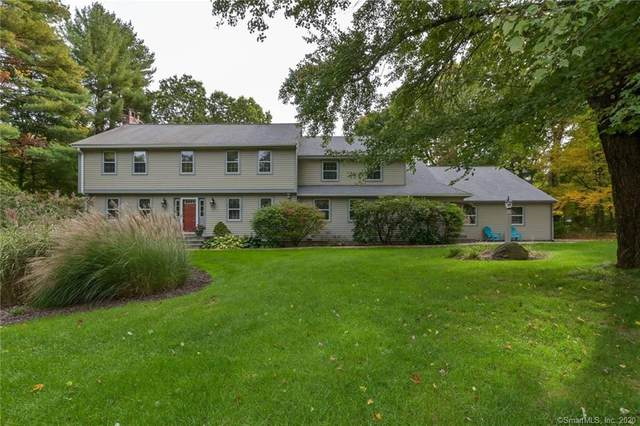 5 Caryn Lane, Simsbury, CT 06089 (MLS #170270704) :: The Higgins Group - The CT Home Finder