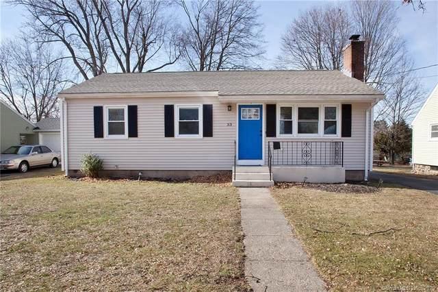 33 Concord Street, Bristol, CT 06010 (MLS #170270960) :: Spectrum Real Estate Consultants