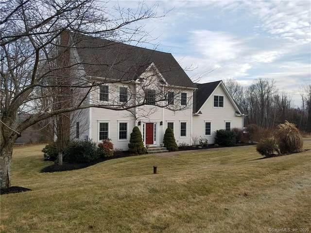 20 Shores Drive, Tolland, CT 06084 (MLS #170271004) :: GEN Next Real Estate