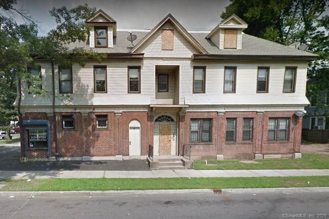 151 Howard Avenue, New Haven, CT 06519 (MLS #170271007) :: The Higgins Group - The CT Home Finder