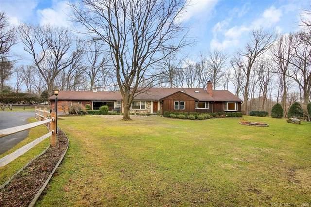 12 Cricklewood Lane, Norwalk, CT 06851 (MLS #170271052) :: The Higgins Group - The CT Home Finder