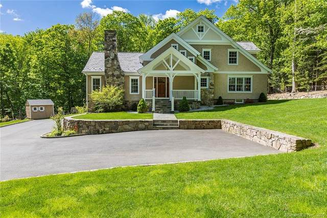 44 Jeffro Drive, Ridgefield, CT 06877 (MLS #170271306) :: The Higgins Group - The CT Home Finder