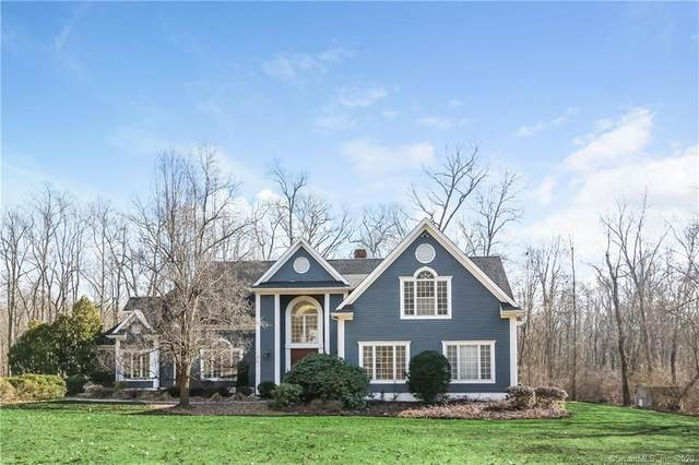 929 New Norwalk Road, New Canaan, CT 06840 (MLS #170271335) :: The Higgins Group - The CT Home Finder
