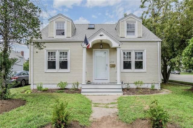 256 Jackson Avenue, Bridgeport, CT 06606 (MLS #170271476) :: The Higgins Group - The CT Home Finder