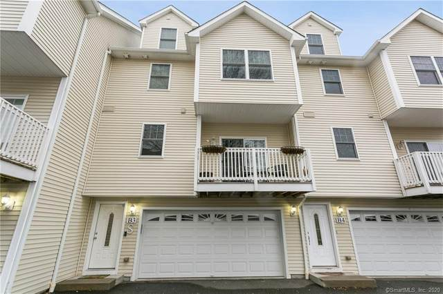 34 Ferris Avenue B3, Norwalk, CT 06854 (MLS #170271645) :: The Higgins Group - The CT Home Finder