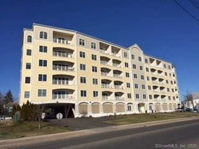 343 Beach Street #604, West Haven, CT 06516 (MLS #170271669) :: The Higgins Group - The CT Home Finder