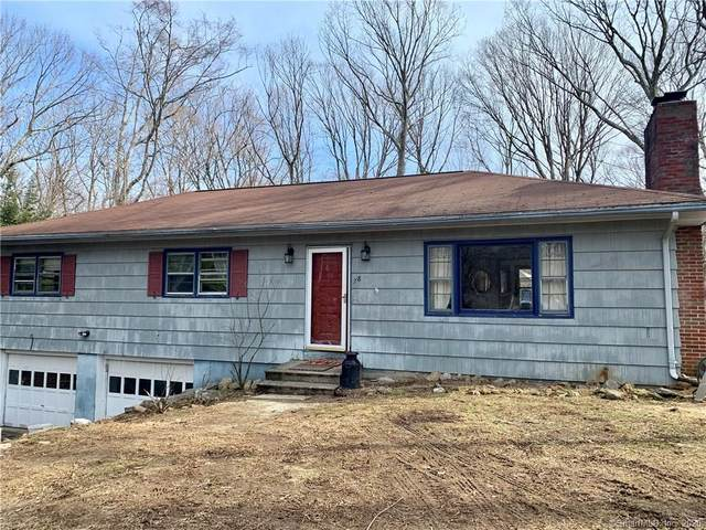 78 Knorr Road, Monroe, CT 06468 (MLS #170271828) :: The Higgins Group - The CT Home Finder