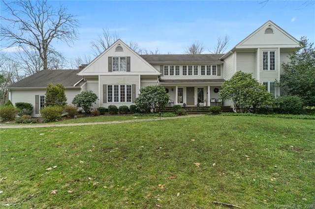 109 Sagamore Trail, New Canaan, CT 06840 (MLS #170271837) :: Mark Boyland Real Estate Team