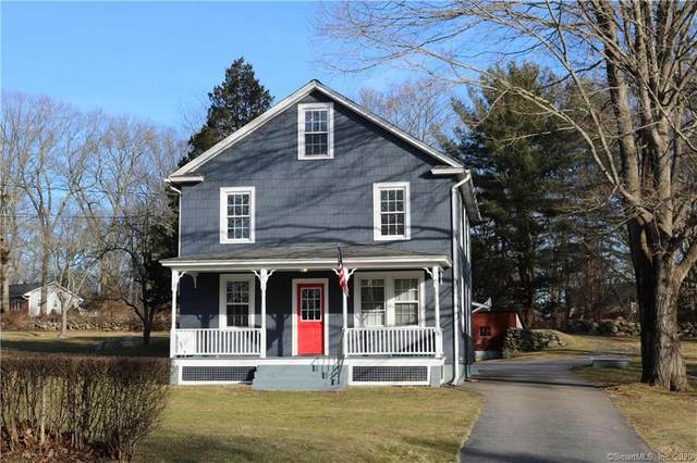 131 Plain Hill Road, Norwich, CT 06360 (MLS #170271852) :: Carbutti & Co Realtors