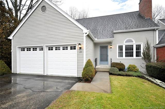 28 Woodbury Hill #28, Woodbury, CT 06798 (MLS #170272291) :: The Higgins Group - The CT Home Finder