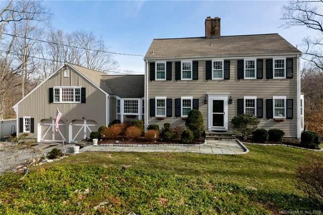 24 Beechwood Lane, Ridgefield, CT 06877 (MLS #170272409) :: The Higgins Group - The CT Home Finder