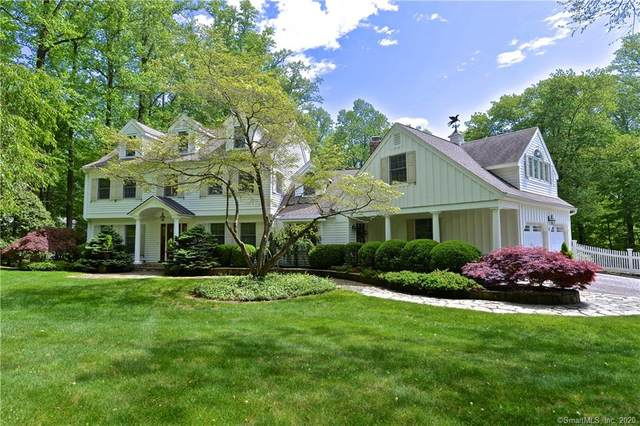 6 N Valley Road, Ridgefield, CT 06877 (MLS #170272423) :: The Higgins Group - The CT Home Finder