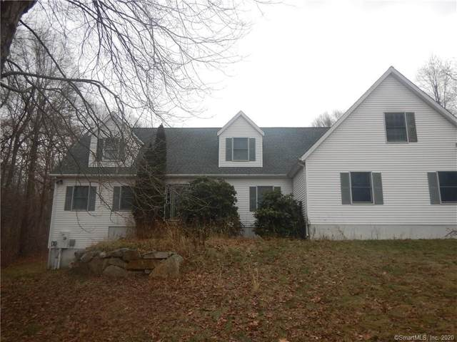 11 Lochdale Drive, Montville, CT 06370 (MLS #170272541) :: The Higgins Group - The CT Home Finder