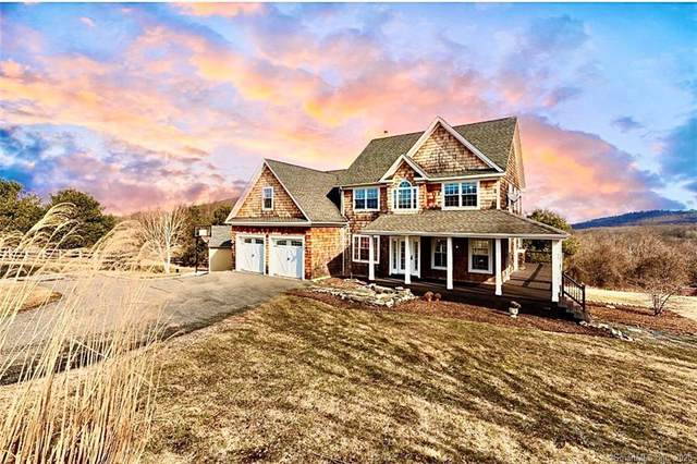 5 Fox Run, Sherman, CT 06784 (MLS #170272562) :: GEN Next Real Estate