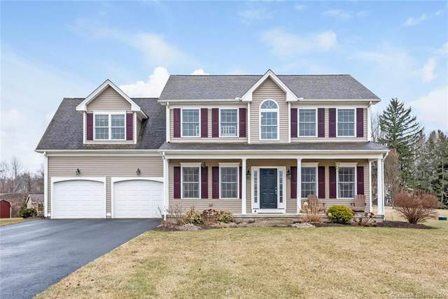 4 Napoleon Drive, East Windsor, CT 06016 (MLS #170272683) :: NRG Real Estate Services, Inc.
