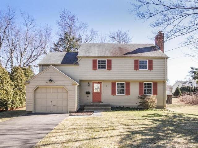 16 Old Smithy Lane, Wethersfield, CT 06109 (MLS #170272684) :: Spectrum Real Estate Consultants