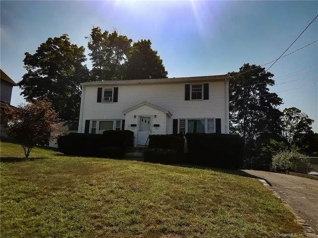 144-146 Maple Street, Manchester, CT 06040 (MLS #170272693) :: The Higgins Group - The CT Home Finder