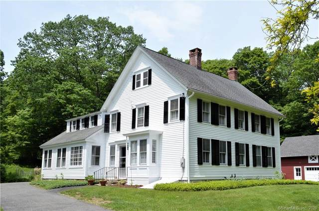 120 Under Mountain Road, Salisbury, CT 06068 (MLS #170272772) :: The Higgins Group - The CT Home Finder