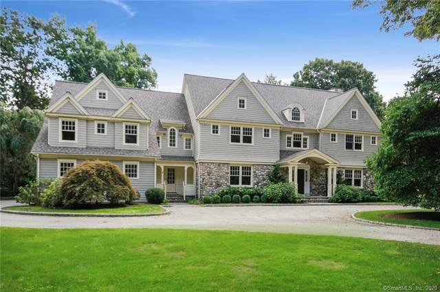 19 Good Hill Road, Weston, CT 06883 (MLS #170272792) :: The Higgins Group - The CT Home Finder
