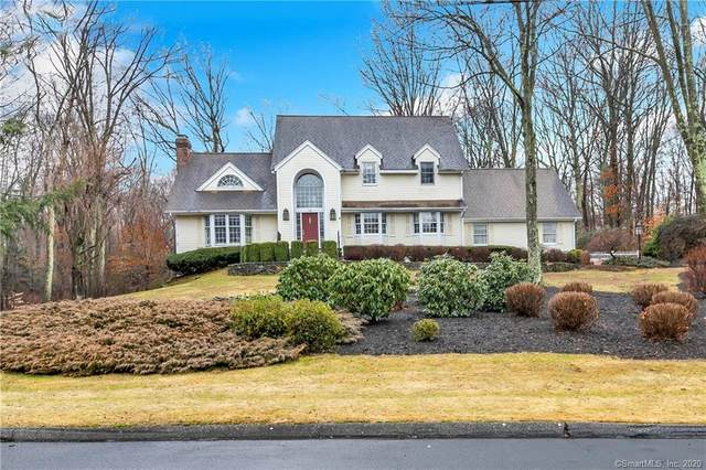 15 Bayberry Lane, Shelton, CT 06484 (MLS #170272889) :: Spectrum Real Estate Consultants