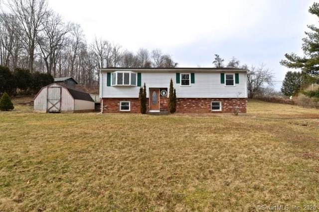 50 Sea Hill Road, North Branford, CT 06471 (MLS #170272908) :: The Higgins Group - The CT Home Finder