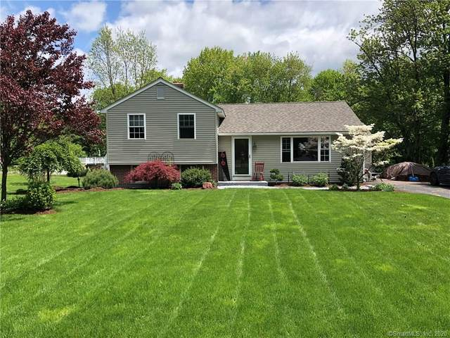 880 Suffield Street, Suffield, CT 06078 (MLS #170272965) :: NRG Real Estate Services, Inc.